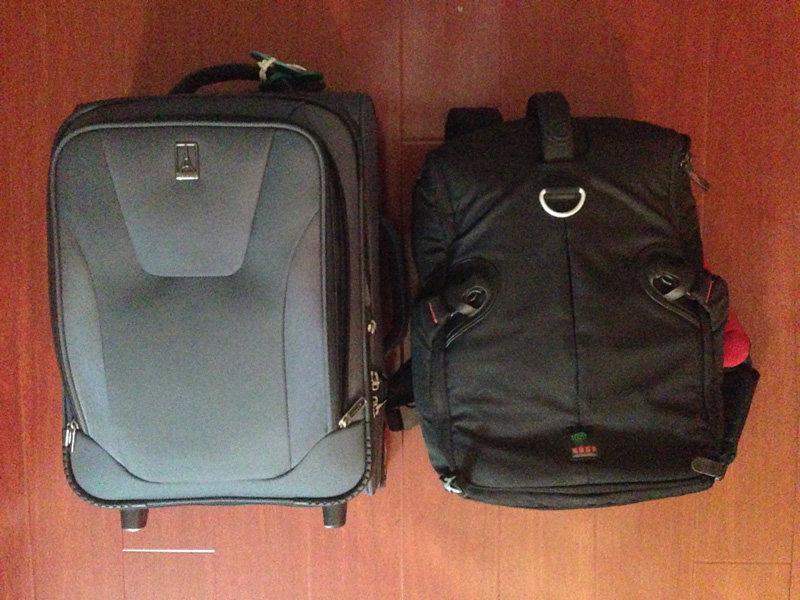 europe two bags