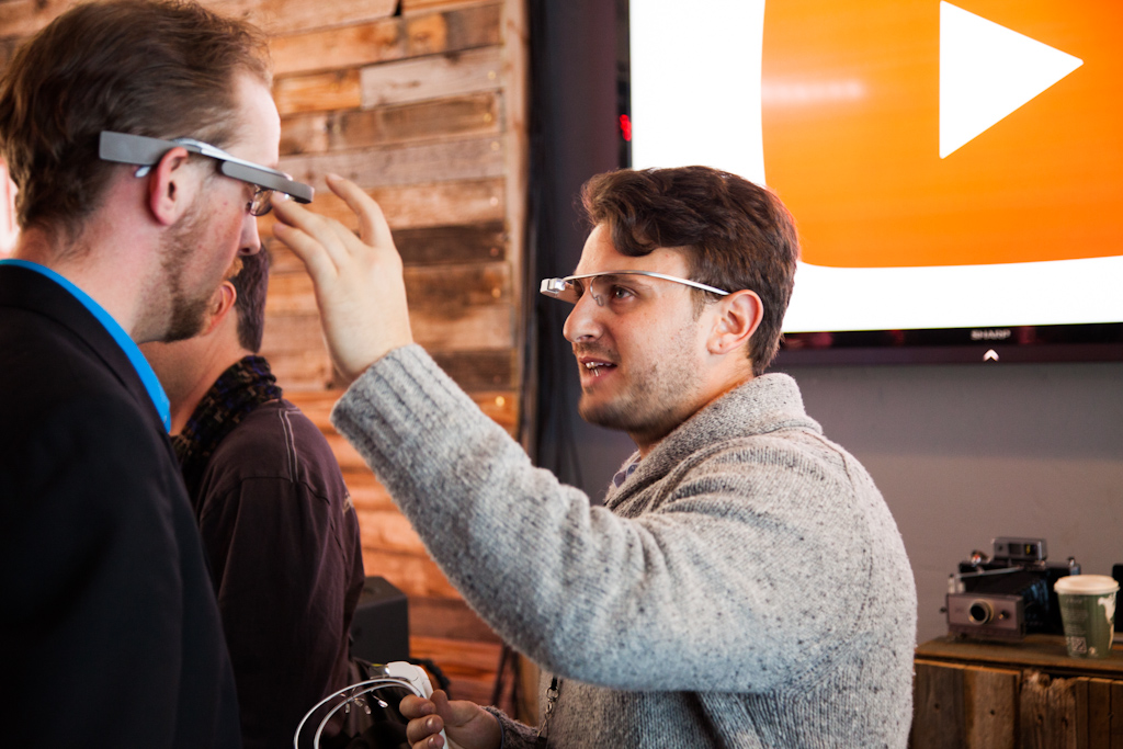 youtube google glass sundance