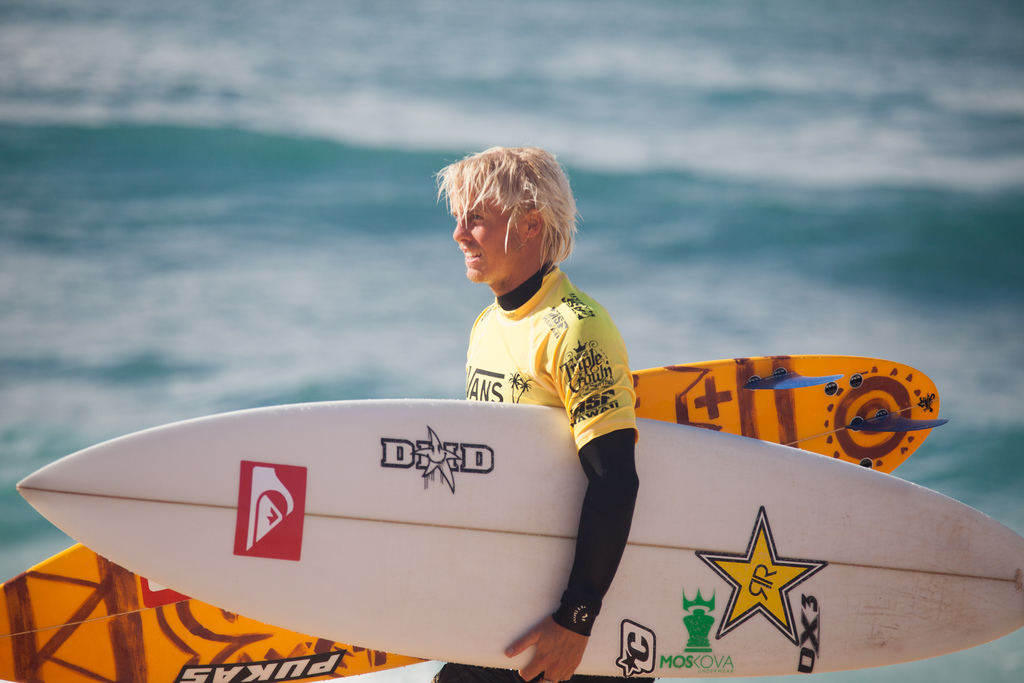 surfer vans world cup of surfing