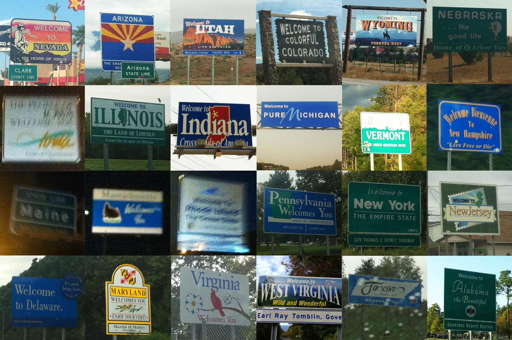 American State Signs