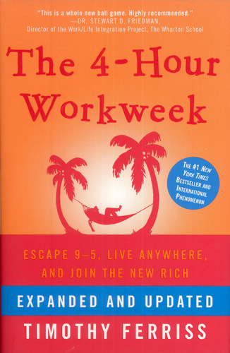 the four hour workweek tim ferriss