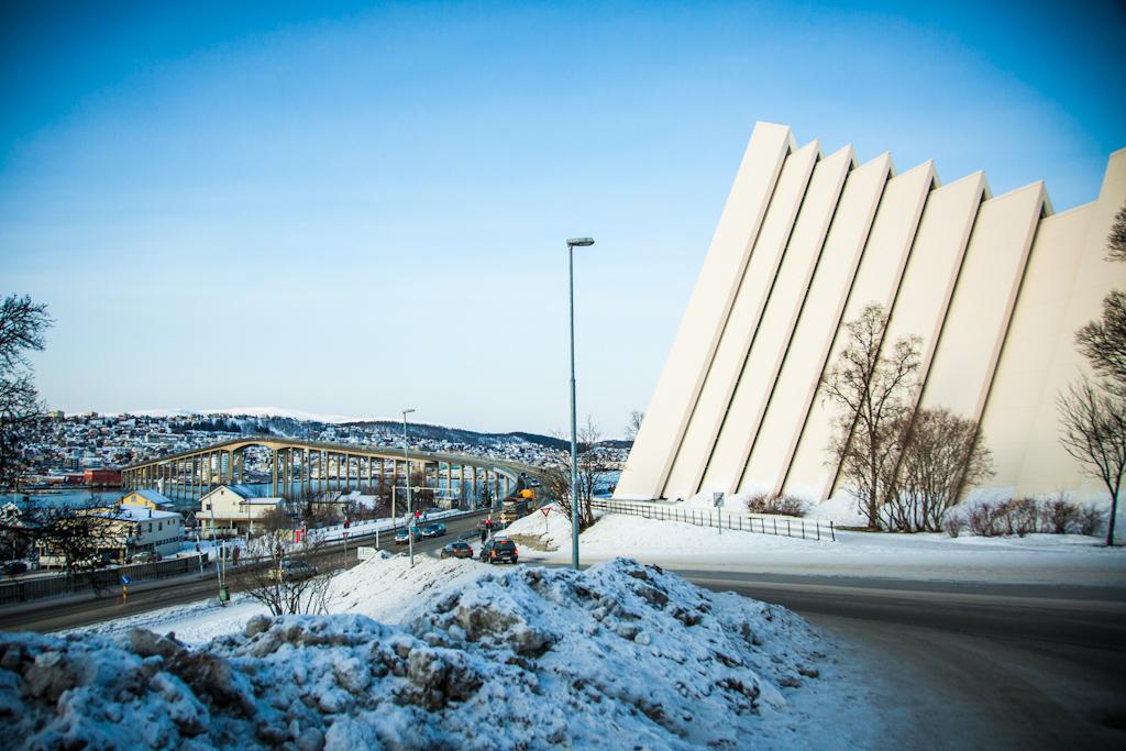 arctic cathedral tromsø norway
