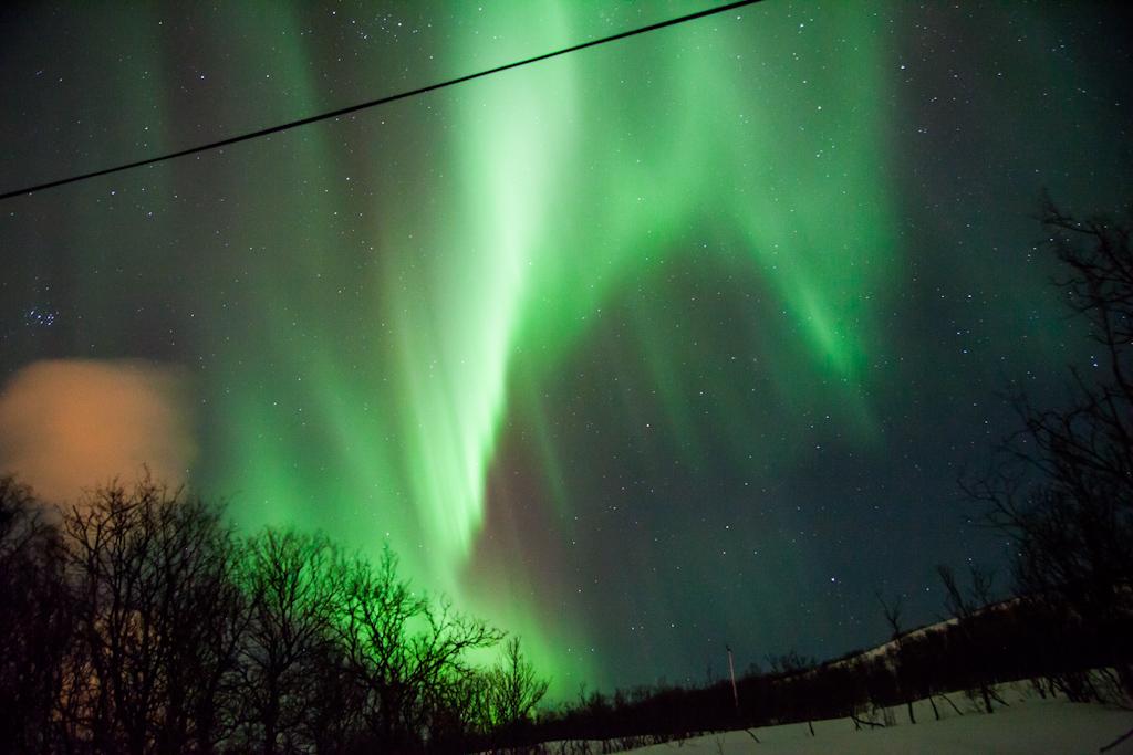 Northern Lights Aurora Borealis Norway Tromsø