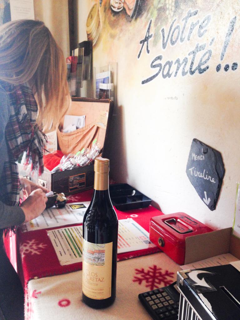honor system wine cellar switzerland