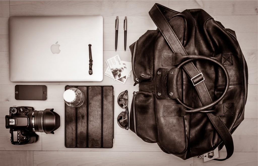 bag camera travel