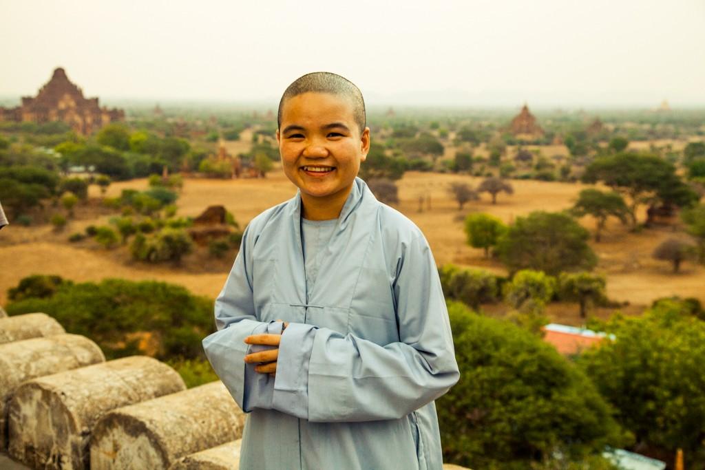 monk myanmar burma