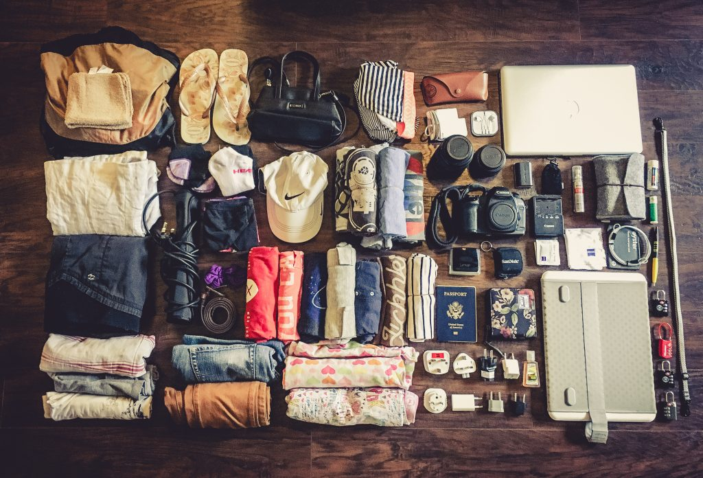 what to pack carry on for long trips
