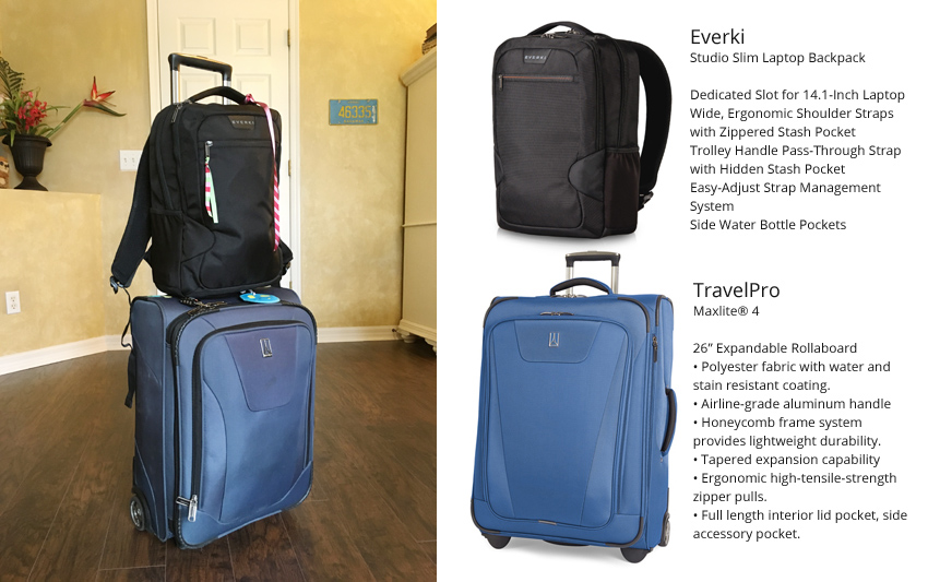 travel bags for experienced travelers carry on luggage long trips